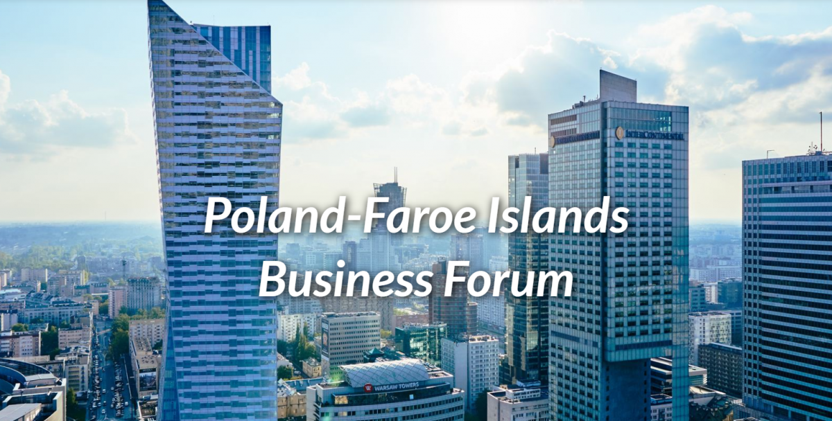 mBooked.com, Poland-Faroe Islands Business Forum, Gdańsk, Business Association
