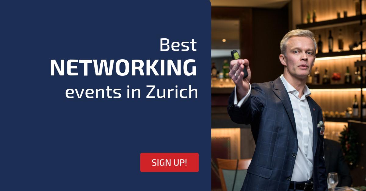 mBooked.com, Zurich Business Association [20 March], Zürich, Towarzystwa Biznesowe SA