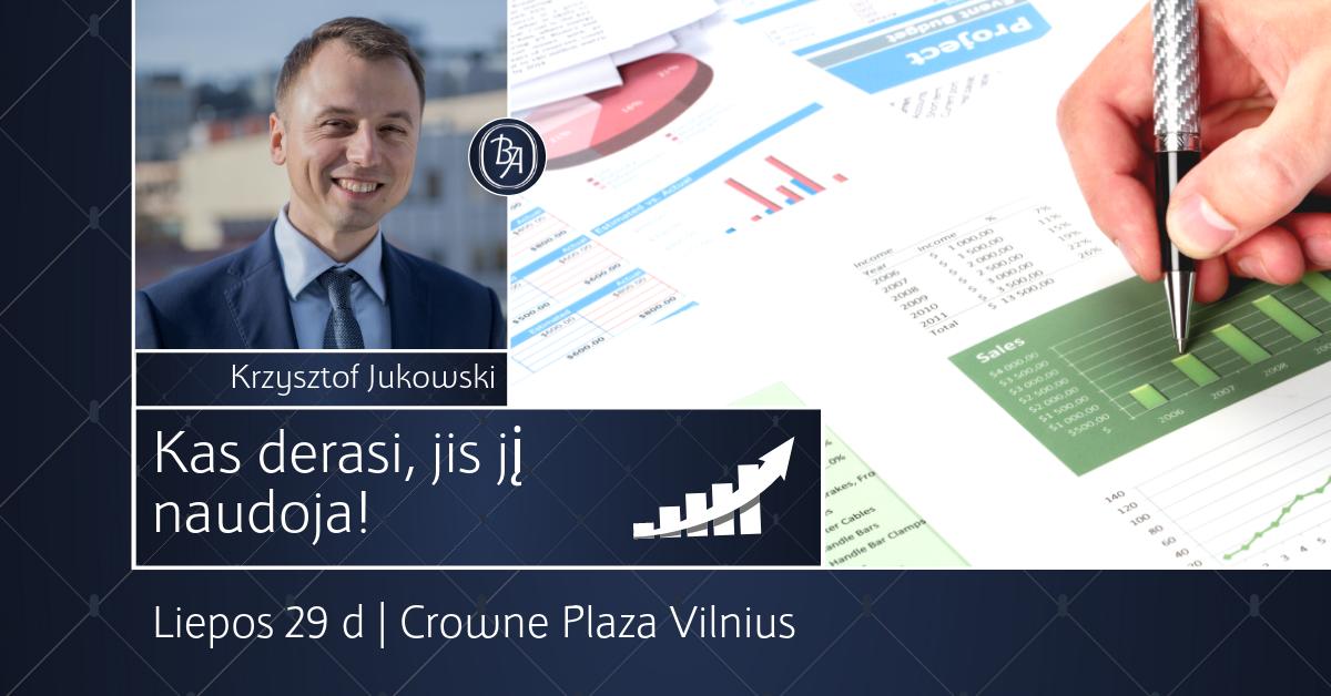 mBooked.com, Vilniaus Verslininkų Draugija [29.07], Vilnus, Towarzystwa Biznesowe SA
